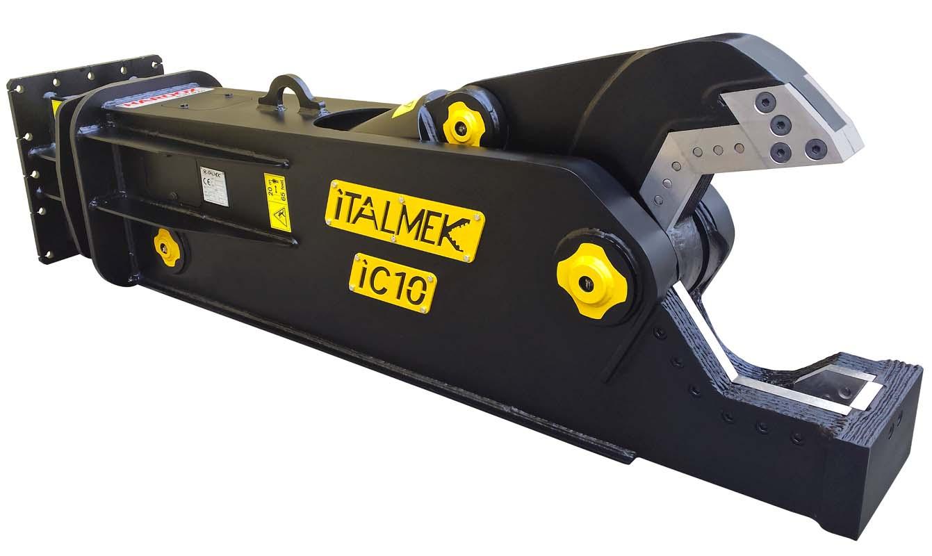 Steel Shears IC1.8 - IC15